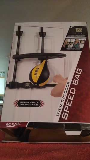 Speed bag for Sale in Gresham, OR