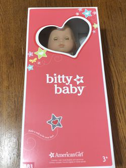 American Girl Bitty Baby - Never Opened for Sale in Nokesville,  VA