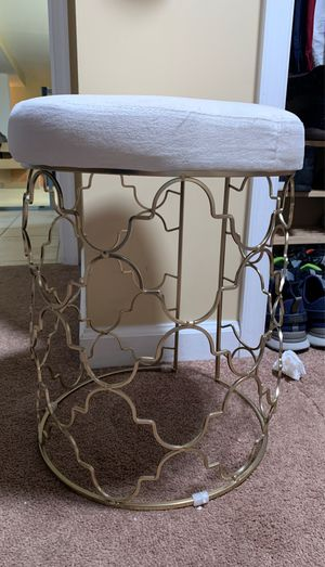 Gold Bar Stool for Sale in Millersville, MD