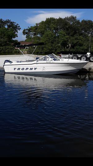1992 21 ft bayliner trophy sport for Sale in Dania Beach, FL