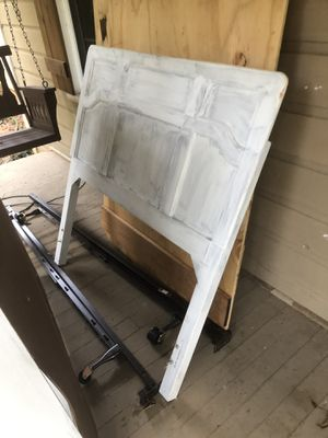 Twin bed frame for Sale in Woodruff, SC