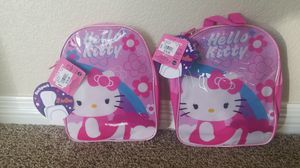 Hello kitty backpacks for Sale in Colorado Springs, CO