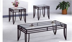 Coffee table Set for Sale in Queens, NY