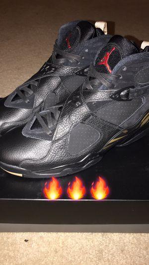 80b2455e6f85 Jordan 8 OVO. Size 10.5. DS! for Sale in Covington