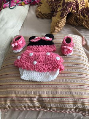 Character baby crochet sets for Sale in Philadelphia, PA