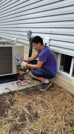 Heat and air conditioning +electrical works for Sale in Forest Heights, MD