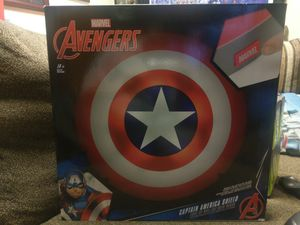 Captain America LED Shield for Sale in Warwick, RI