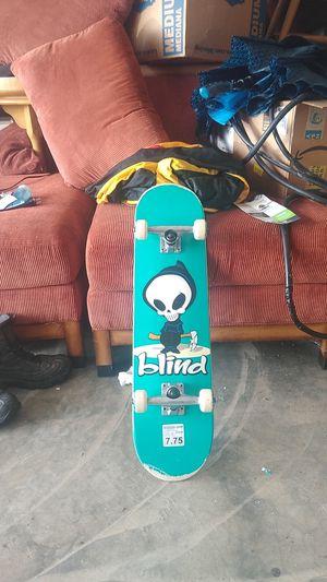 Blind skateboard 7.75 like new for Sale in Fort Myers, FL