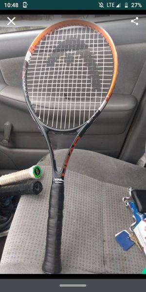 Head ti radical elite tennis racket for Sale in Spring Valley, CA