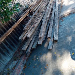 Barn Fresh Lumber Full-length Two-by-fours Building Supply for Sale in Huntington Beach, CA