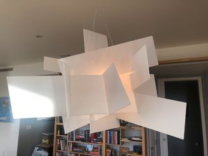 Modern dining or living room light fixture for Sale in Portland, OR