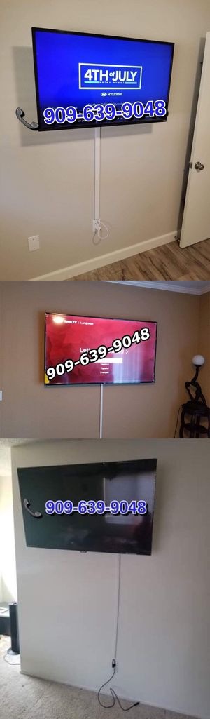 Same Day or Next Day TV Mounting Available - We Provide Mounts for Sale in Riverside, CA
