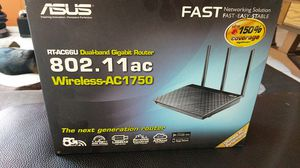 Asus rt-ac66u router wifi for Sale in Pembroke Pines, FL