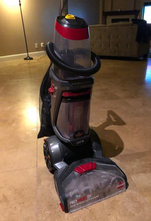 Bissel ProHeat 2x Revolution with deep and express clean option for Sale in Fairfield, CA
