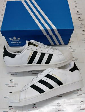 WOMENS ADIDAS ORIGINALS SUPERSTAR SHELLTOES SIZES 8,9.5 ALL BRAND NEW WITH BOX $60 for Sale in Cleveland, OH