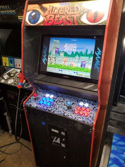 Multicade Arcade machine Altered Beast 7000+ games for Sale in Molalla,  OR