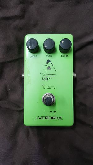 DeltaLab TO1 Tube Overdrive Guitar Effects Pedal for Sale in Baltimore, MD