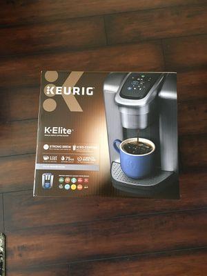 Brand New Keurig K Elite for Sale in Pomona, CA