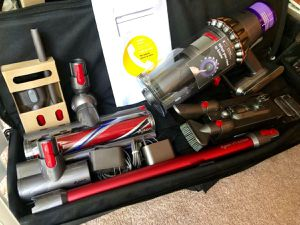 Dyson v11 Outsize wireless smart vacuum machine for Sale in Granville, NY