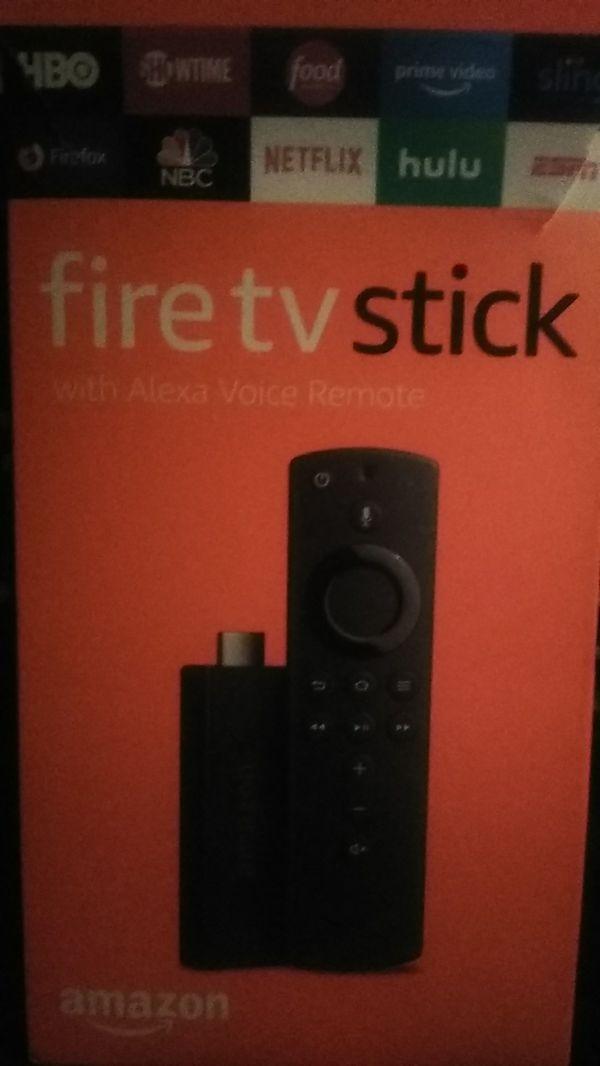 Jail broken Fire TV stick