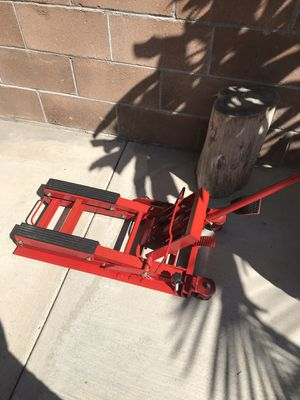Motorcycle jack lift for Sale in Downey, CA