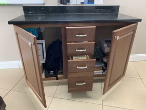 Wolf Designer Vanity Base for Sale in Falls Church, VA