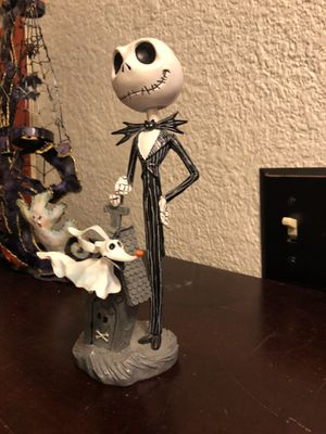 "Nightmare Before Christmas ""Jack and Zero"" Head Knocker - NECA for Sale in Auburn, WA"
