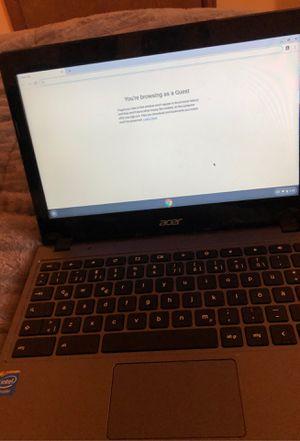 Chrome book brand new original price 180 make offers for Sale in Kennewick, WA