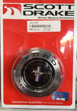 1965 mustang gas cap with safety cable for Sale in Moreno Valley, CA