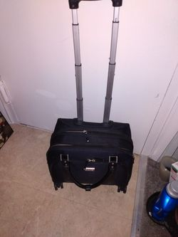 Rolling Office Bag Samsonite Excellent Condition for Sale in Alexandria,  VA