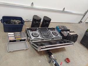Cdj-850 complete dj equipment set for Sale in Bainbridge Island, WA