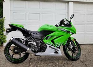 2007 Kawasaki Ninja 250 for Sale in Ballinger, TX