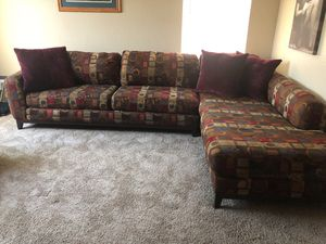 Gorgeous sectional couch for Sale in Phoenix, AZ