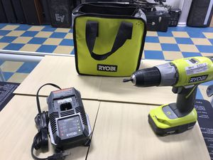 RYOBI CORDLESS DRILL SET for Sale in Dearborn Heights, MI