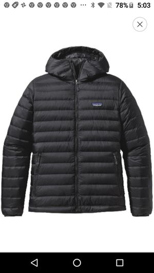Patagonia Down Better Sweater W Hood for Sale in Seattle, WA
