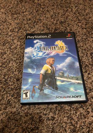 Final Fantasy X PS2 for Sale in South Jordan, UT