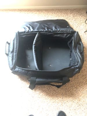 Black Rolling Duffle Bag for Sale in Glendale, AZ