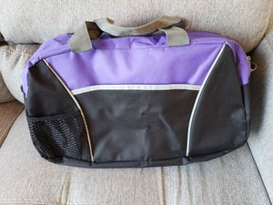 Purple Duffle Bag for Sale in Hialeah, FL