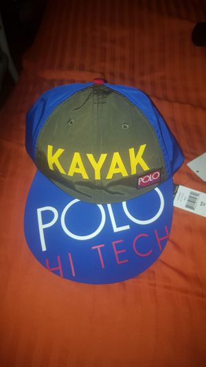 Polo Hi Tek Kayak Hat for Sale in The Bronx, NY