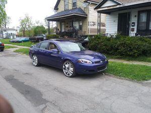 06 Impala ss 22inch rims 3000/ Bo for Sale in Buffalo, NY