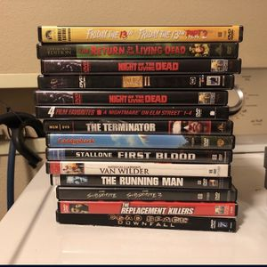 Movies for Sale in Spanaway, WA