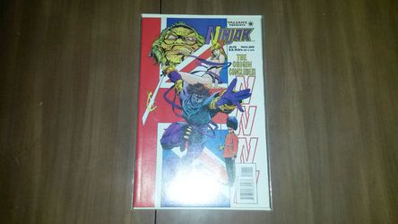 Ninjak comic book for Sale in Jacksonville,  IL