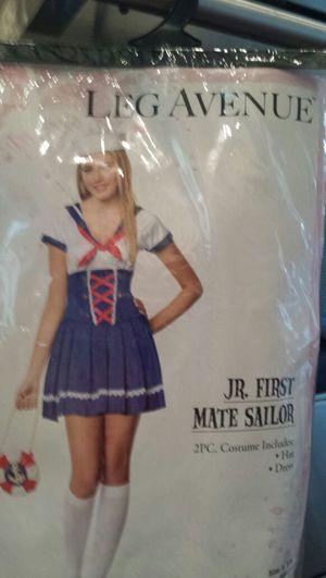 Junior Sailor costume. for Sale in Gig Harbor, WA