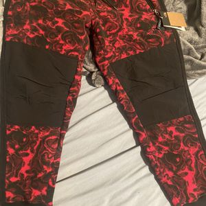 """North Face Fleece Pants """" Rose """" Size L for Sale in Federal Way, WA"""