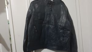 leather jacket mens for Sale in Brooklyn, NY