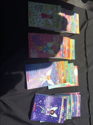 Rainbow magic books for Sale in Arlington Heights, IL