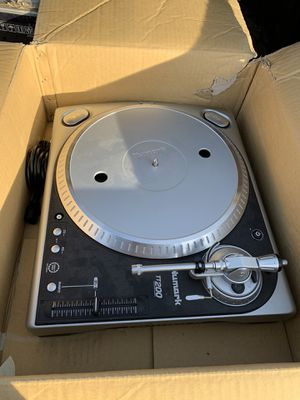 Dj turntables for Sale in Porterville, CA