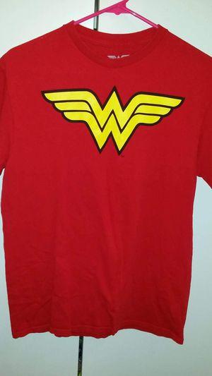 Ladies Wonder Woman shirt size medium for Sale in Largo, FL