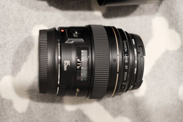 Canon 85 1.8 USM