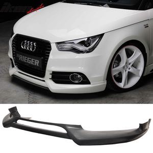 09-12 Audi A4 B8 S-Line RG Style Front Bumper Lip - PU for Sale in Downey, CA